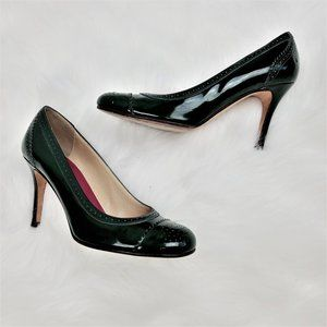Kate Spade Pumps 8.5M Green Patent Leather